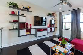 27 beautiful living room shelves home
