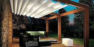 retractable pergola canopy. Retractable Pergola Canopy \u2013 Turn Your Hot Deck Into Cool, Shaded Outdoor Room