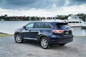 new car launches australia 2014All New 2014 Toyota Kluger Launched in Australia