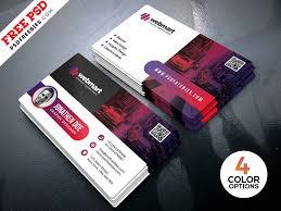 Modern Business Card Designs Psd By Psd Freebies Dribbble Dribbble
