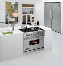 Kitchen Appliances Built In Viking Oven Technique Los Angeles Modern Kitchen Image Ideas With