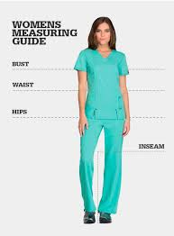 Dickies Size Chart Women S Dickies Medical Scrubs