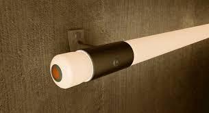 led stairwell lighting. zoran sunjic led handrail stairwell lighting stair safety rail led t