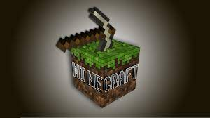Download Minecraft Logo Wallpaper ...