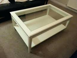 ikea white coffee table tofteryd coffee table