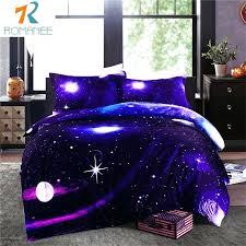 galaxy comforter set wholele galaxy comforter bedding set twin queen full king size universe space duvet