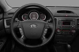kia optima black interior. 2010 kia optima sedan lx 4dr interior driver side black