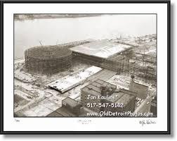 Cobo Hall Cobo Arena Cobo Construction Photo Detroit The