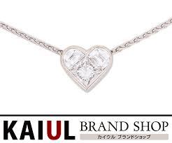 bulgari cuole diamond necklace wg white gold 18k heart pendant accessories sa rank