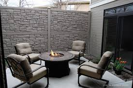 astounding outdoor kitchen decoration with fire pit dining table awesome round fire pit table with
