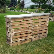Patio From Pallets Free Plans To Help Utilize Extra Unused Pallets