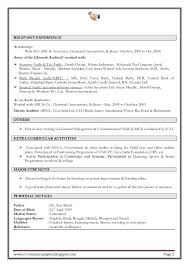 Best Resume Format For Managers Unique Resume Accountant Resume