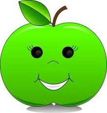 apple fruit clip art. happy green apple · funny fruitapple fruitclipart apple fruit clip art