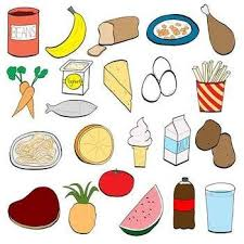 healthy food clipart. Perfect Clipart Pin By Diana Tokubaeva On English  Pinterest Food Clipart English And  Teacher Throughout Healthy Clipart O
