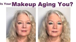 is your makeup aging you tips to stop old beauty routines look more youthful over 50 women