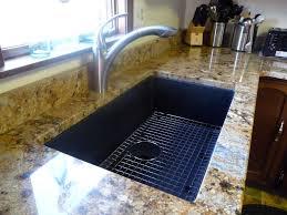 Best Granite Composite Kitchen Sinks Installing Granite Composite Sinks
