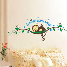 Monkey Bedroom Decorations Online Buy Wholesale Monkey Bedroom Decorations From China Monkey
