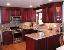 Comfy Kitchen Colors With Cherry Cabinets Modern Kitchen Trends