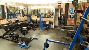 a peak inside diamond gym