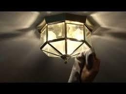 how to polish brass chandeliers