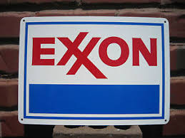 Image result for exxon mobil sign