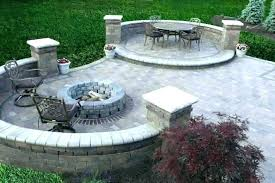 outside fire pit ideas patio and back garden modern outdoor small yard pits designs decorating inspiring metal diy square area i