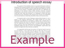 introduction of speech essay term paper academic service introduction of speech essay