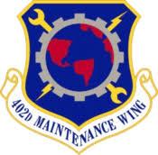 Afimsc Org Chart 402nd Maintenance Wing Wikipedia
