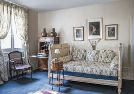 french house interior design