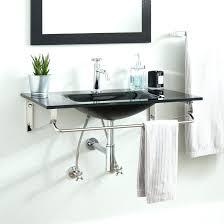 wall mount sink with towel bar chrome legs kohler full size of bathroom sma porcelain wall mount sink
