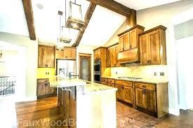 en fake wood beams wooden ceiling uk