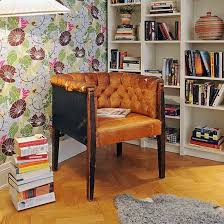 decorating with vintage furniture. Simple With Retro Style Chair With Leather Seat And Sides Throughout Decorating With Vintage Furniture A
