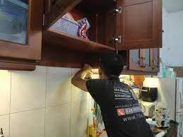 Thi công đèn led tủ bếp - Cách lắp đèn led dây cho tủ bếp