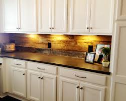 Pallet Wood Backsplash Barn Wood Backsplash In Walk In Pantry Kitchen Pinterest