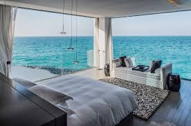 Zaya Nurai Island Bedroom View- Abu Dhabi