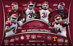 Arkansas Razorbacks Football Arkansas Razorbacks Schedule