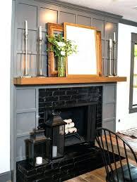 fake fireplace mantel amusing black fireplace mantel best black fireplace mantels ideas on black fireplace brick