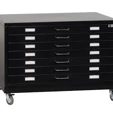 metal storage cabinet with drawers. Save On Discount Bieffe BF Line Flat File, 7 Drawers With Metal Top, Base Wheels, Black \u0026 More At Utrecht Storage Cabinet G