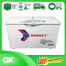 TRẢ GÓP 0% - Tủ Đông Sanaky VH-3699A1 (260L)- Bảo hành 2 năm