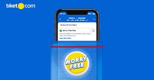 Free Tiket Easy Steps To Get Worry Free From Tiket Com Tiket Com