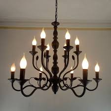 black chandelier with candles thesecretconsul black candle chandelier