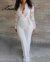 <b>Xnxee</b> Women Sexy <b>Elegant</b> Overalls Rompers Patchwork Jumpsuit ...