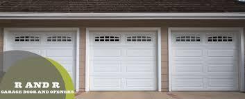 garage door repair raleigh ncand R Garage Door and Openers Offers Garage Door Installation in
