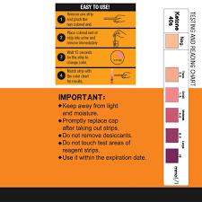 77 Reasonable Bayer Ketostix Color Chart