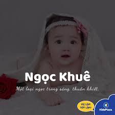 KidsPlaza.vn - Tên hay ý nghĩa cho BÉ GÁI sinh năm 2020 ♥...