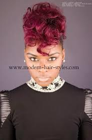 Black Hairstyles Mohawks Black Women Hair Styles Of Bobs Pixies 27 Piece Weaves Mohawks