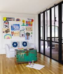 office wall paint colors. Chic Cork Dart Board In Kids Contemporary With Light Wood Flooring Next To Wall Trim Moulding Office Paint Colors