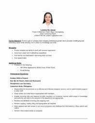 free resume templates resume job objective statement templates inside 87 marvellous job resume samples 23 simple resumes samples
