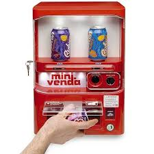 Mini Soda Vending Machine Amazing There Is Only Now