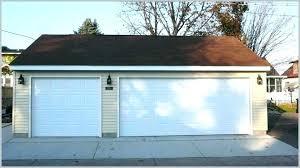 cost to install garage door opener average cost to install garage door how much is door